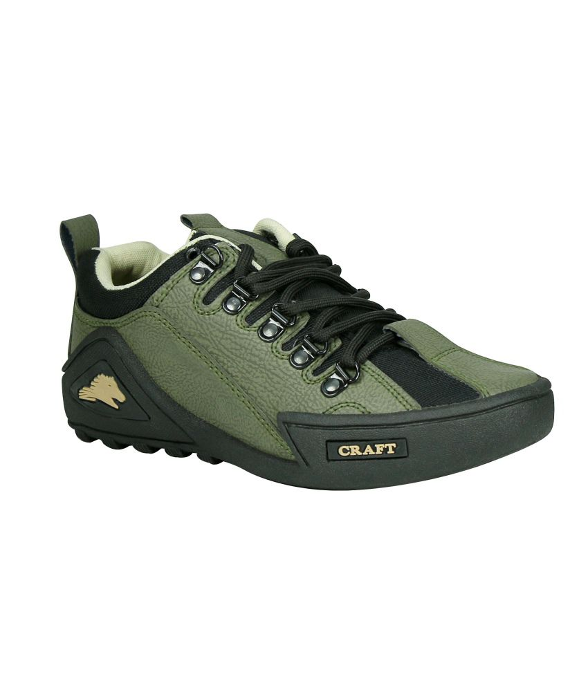 Nuke Green Outdoor Shoes