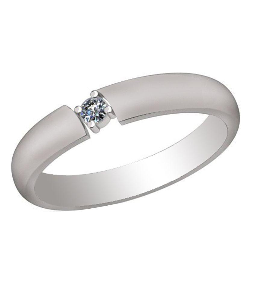 Aurik Jewels IGI Certified 14kt Gold Ring