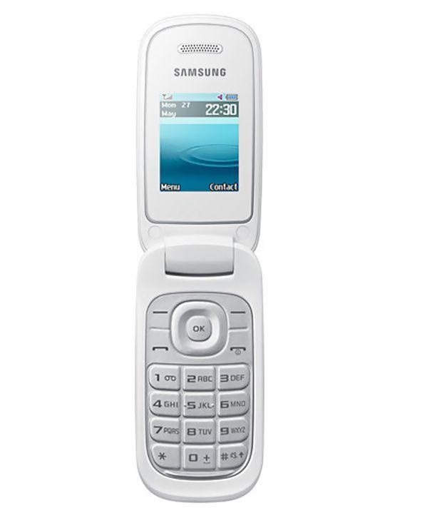 samsung e1270 flip phone mobile phones online at low