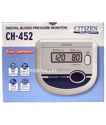 Citizen CH 452 BP Monitor