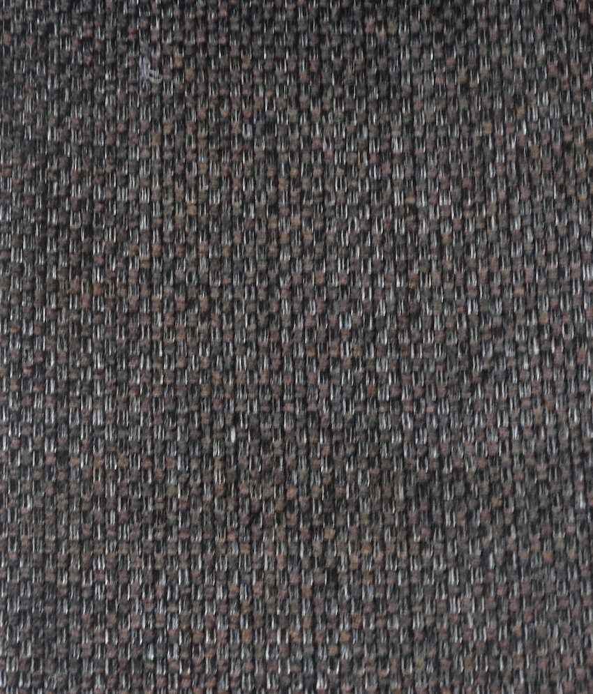 La Chaambre Black Textured Jute Fabric For Sofa ...