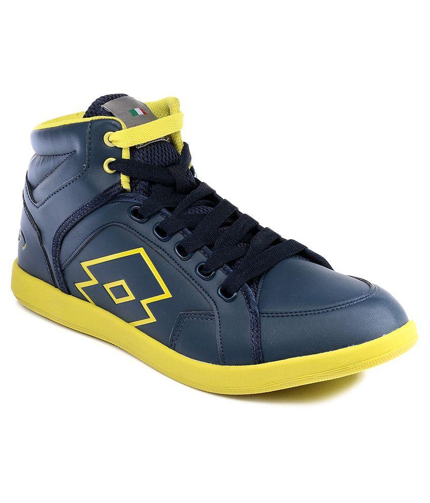 lotto navy casual shoe buy lotto navy casual