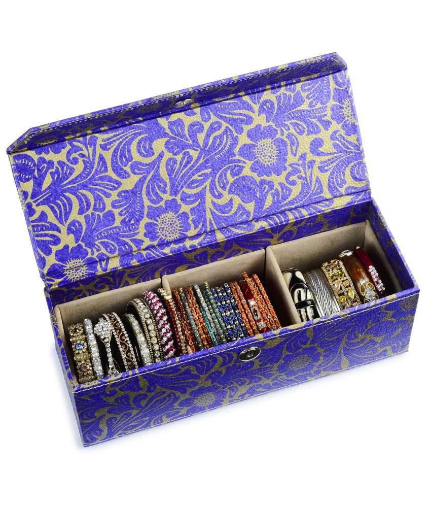 Ecoleatherette Designer Bangle Box