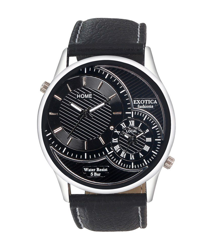 Exotica fashions analog watch for men 10