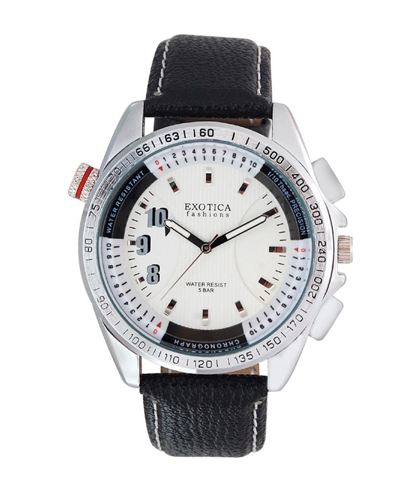 Exotica Fashions Exotica Fashions Analog Watch for Men