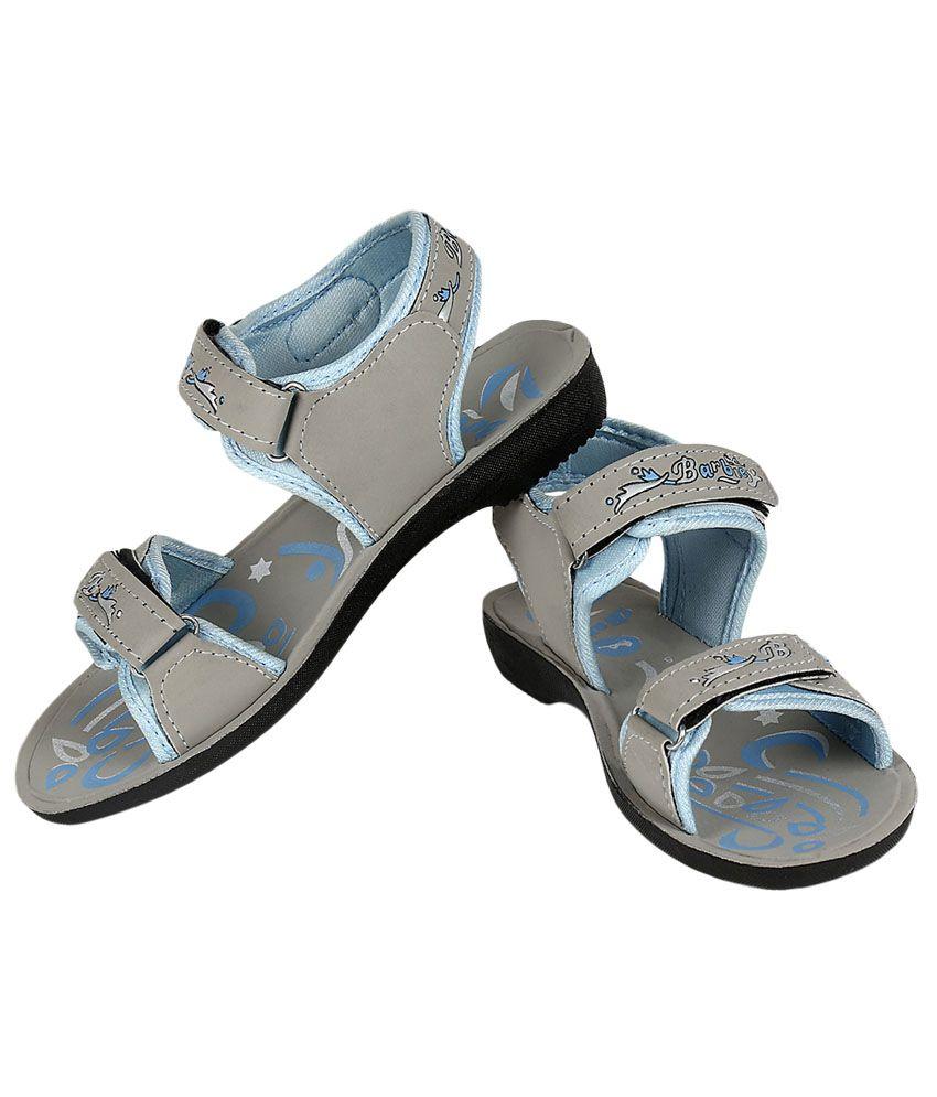 Womens sandals flipkart -  Earton Footwear Gray Eva Women Floater Sandals