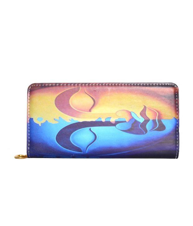 Choudhary Enterprises Modern Art Printed Designer Women Wallet