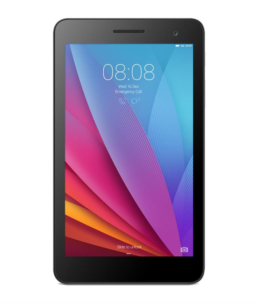 Huawei Mediapad 7 T1- 701u (3G + Wifi, Calling, Silver)