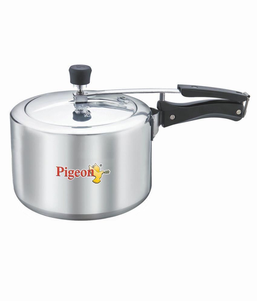 Pigeon-Aluminium-3-L-Pressure-Cooker-(Inner-Lid)