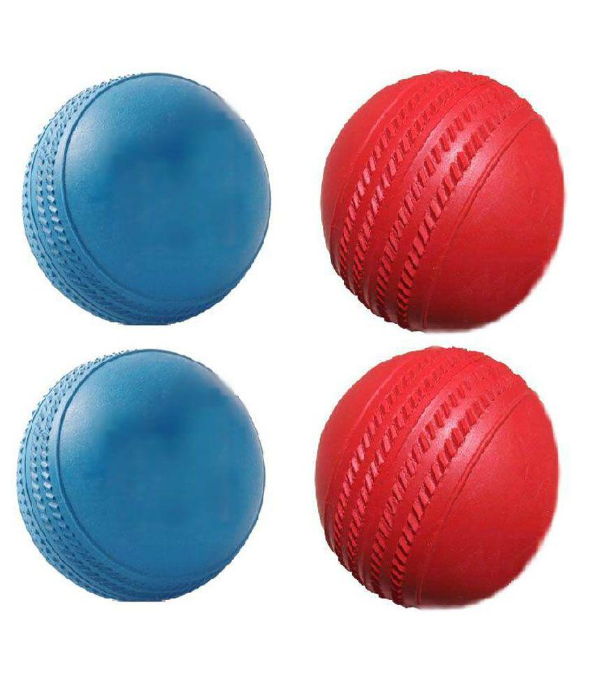 Vsm Rubber Balls Set Of 4