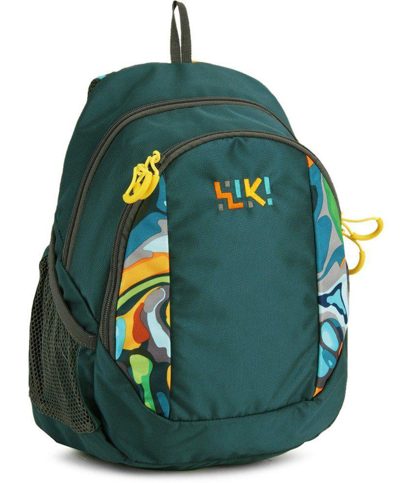 Wildcraft Cyano Backpack For Kids Green Buy Wildcraft Cyano