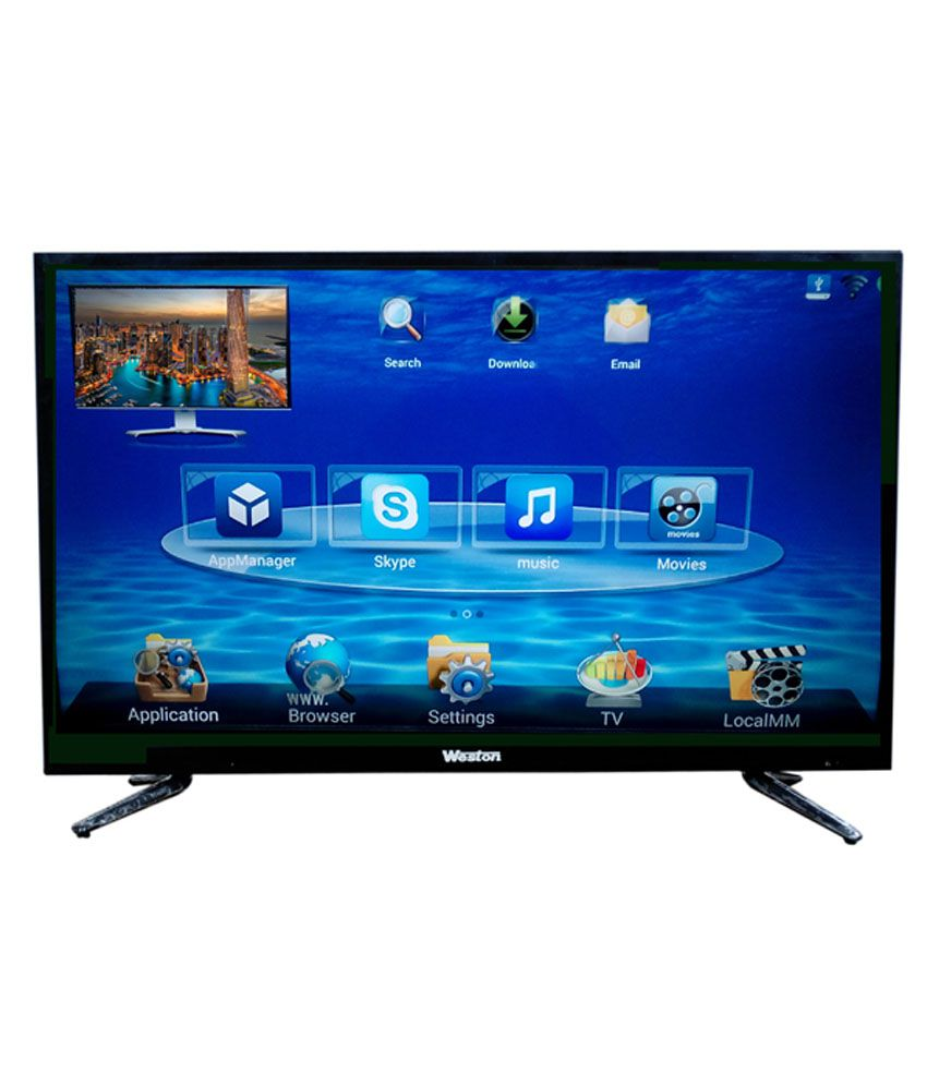 Weston WEL-4500FHD 101 cm (40) Smart (Android) LED Television