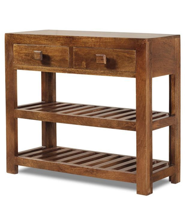 Highland Solid Wood Console Table