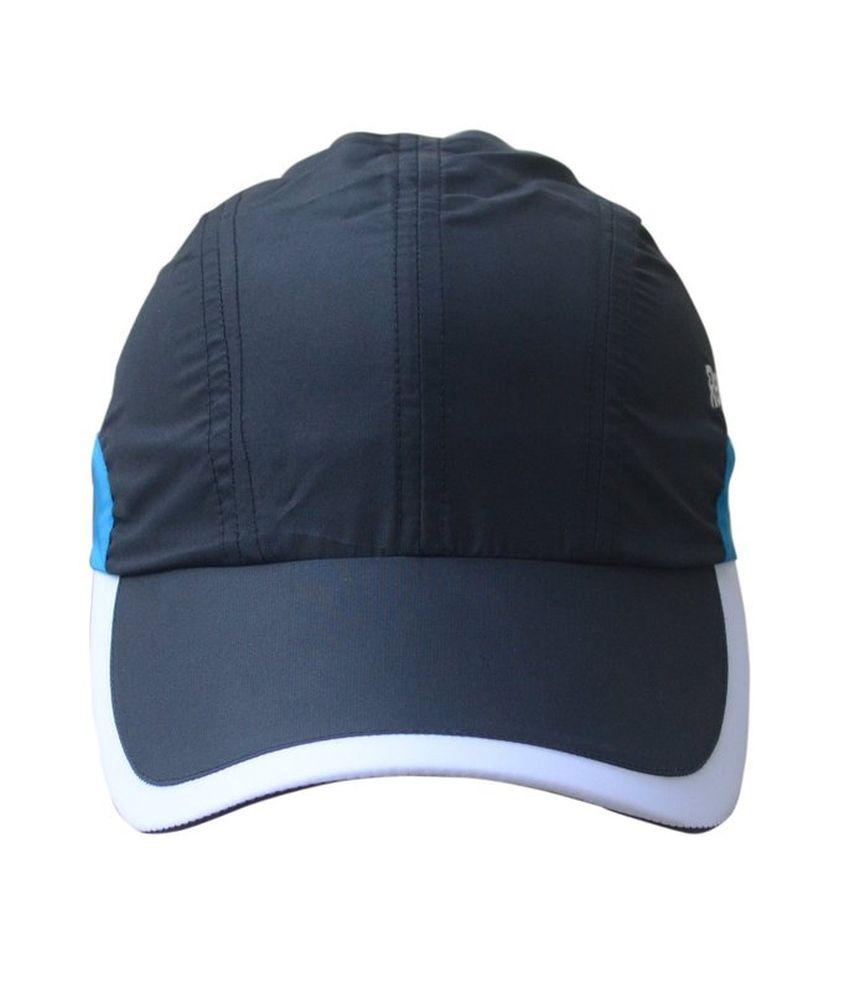 6ea060ae289 Reebok Black Polyester Golf Cap For Men - Buy Online   Rs.