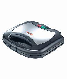 Prestige 800 Watt Sandwich Toaster - PCMFS (Black)