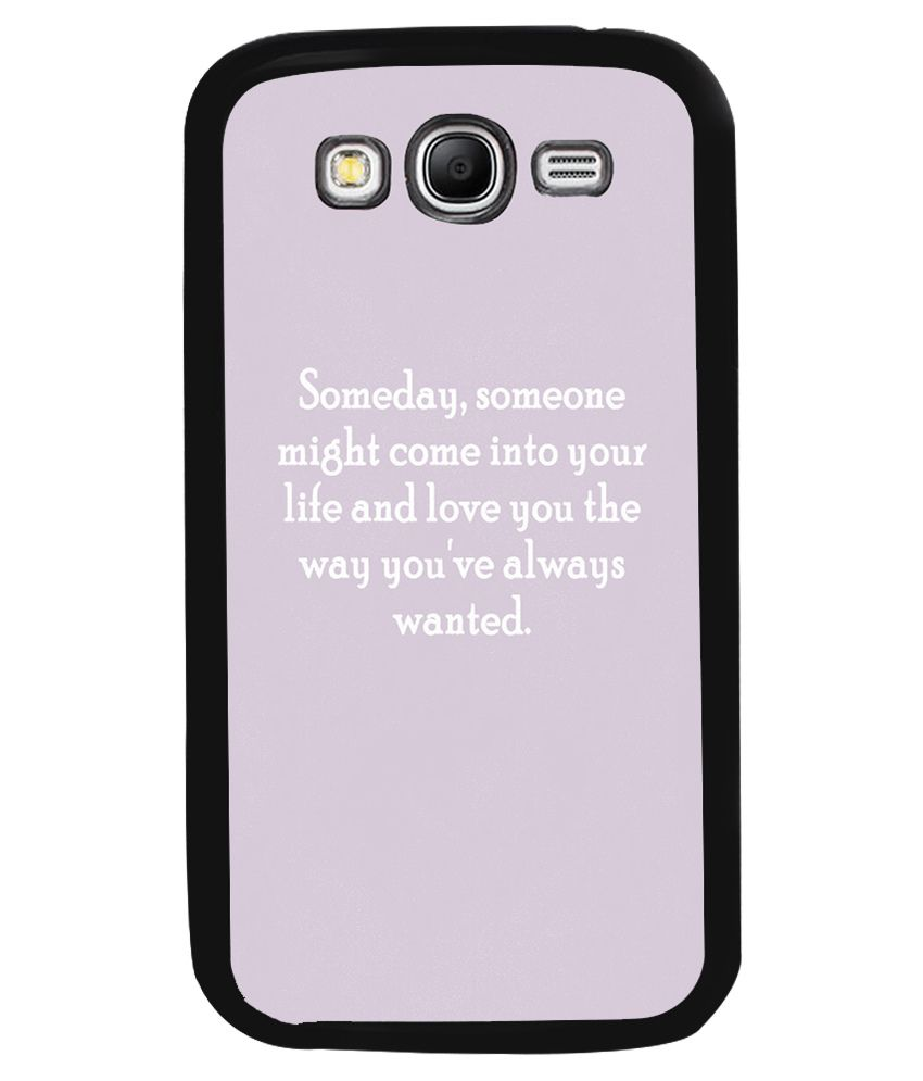 Printvisa 2d Printed Quotes Designer Back Cover For Samsung Galaxy Grand 2