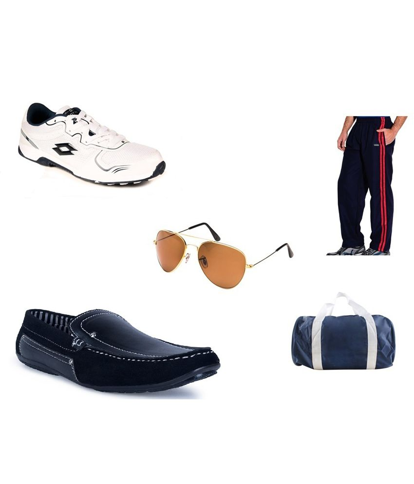 lotto vigor white sport shoes maha combo offer price in