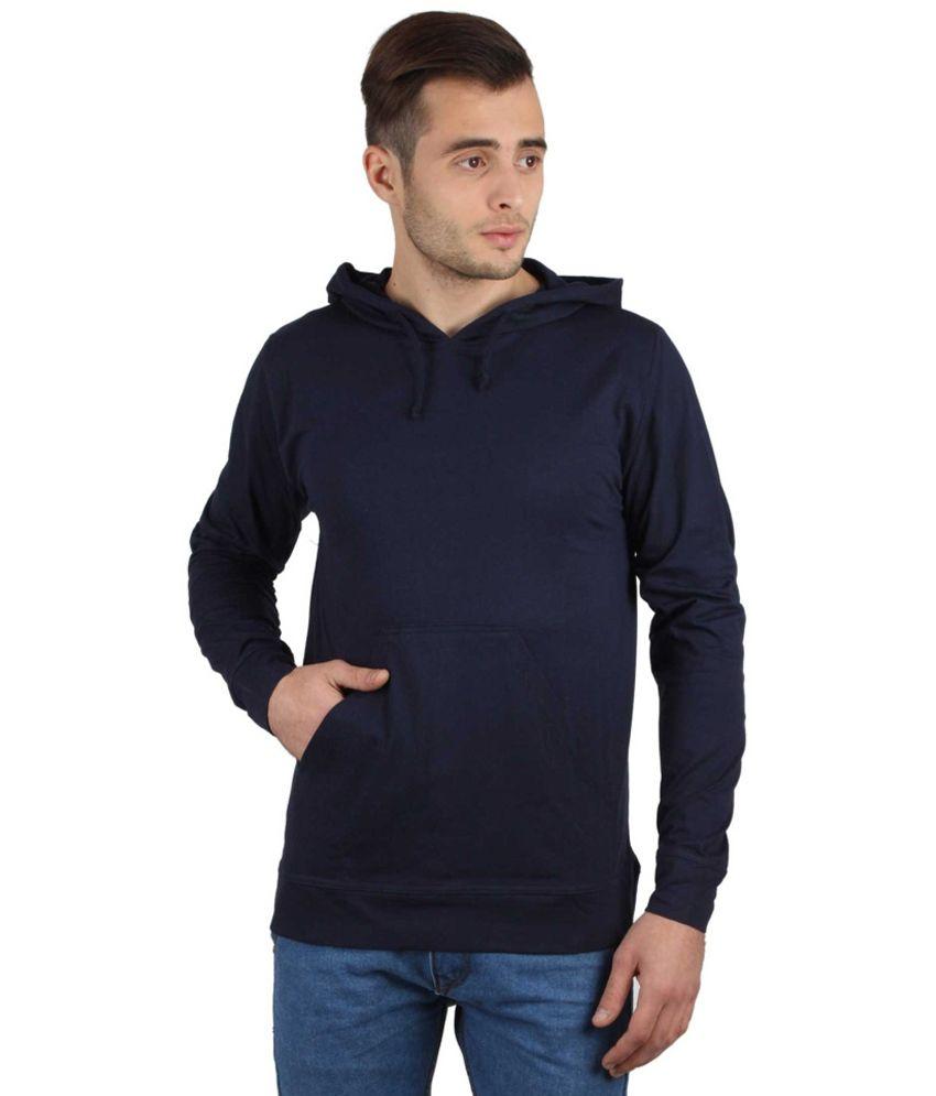 Sayitloud Navy Cotton T - Shirt