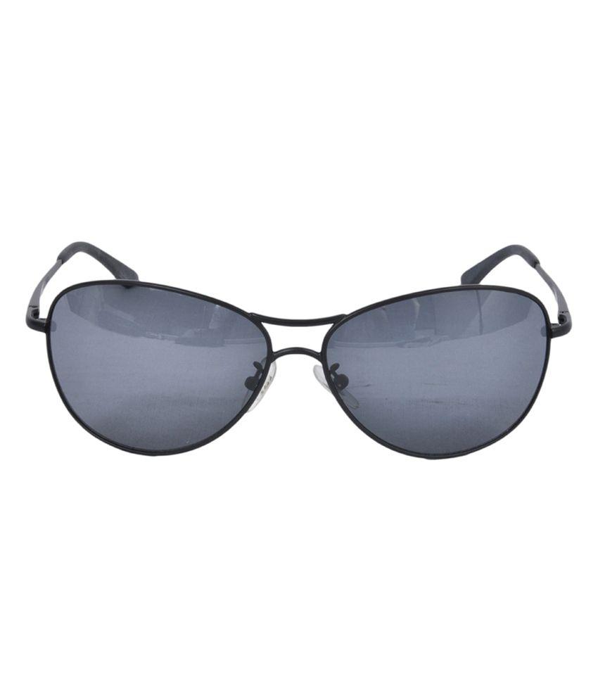 010607c9ae4 Reebok Black Frame Aviator Metal Sunglasses - Buy Reebok Black Frame ...