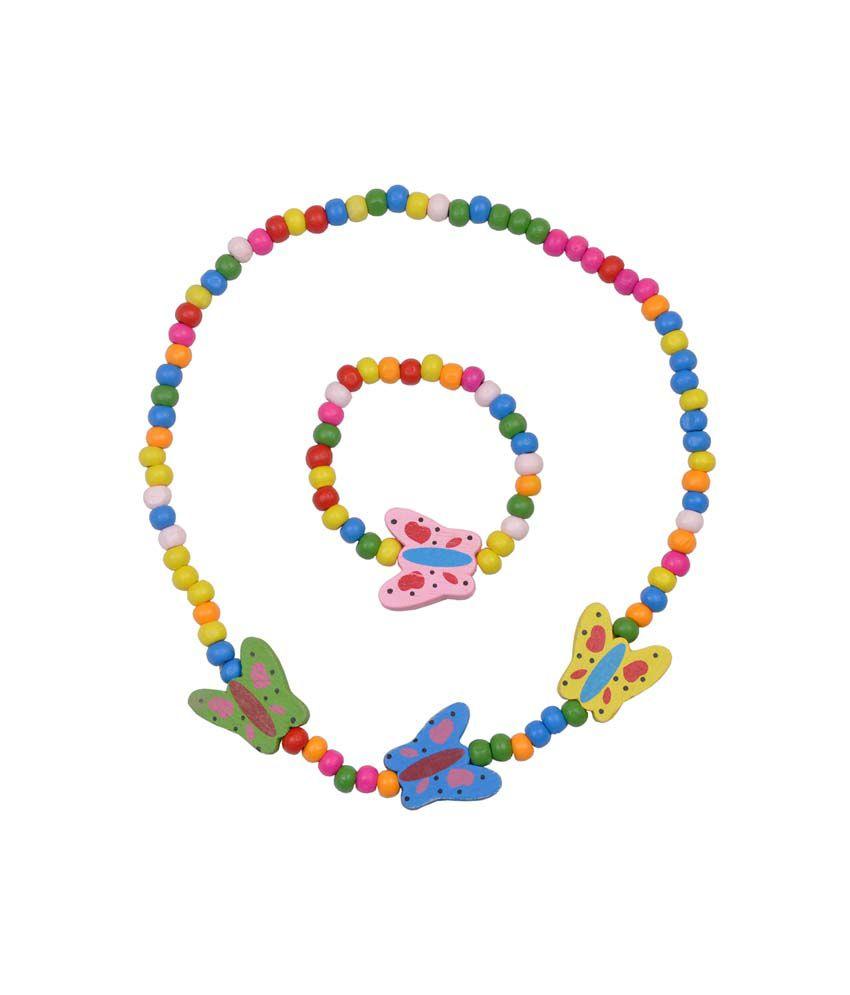 Angel Glitter Garden Of Eden, Dreamland No. 7 Necklace Set