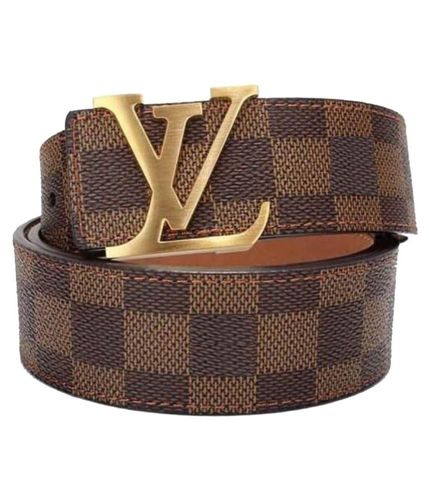 rapture brands brown leather belt buy rs