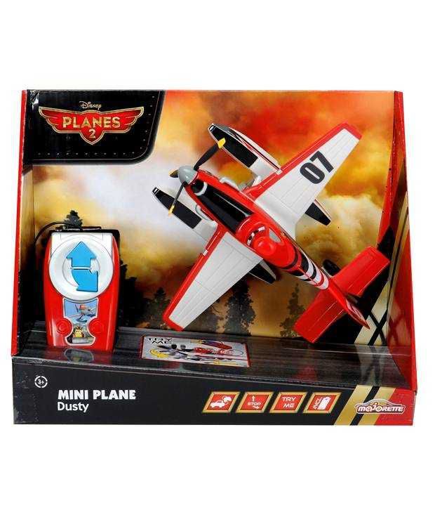 Majorette Mini Dusty Plane