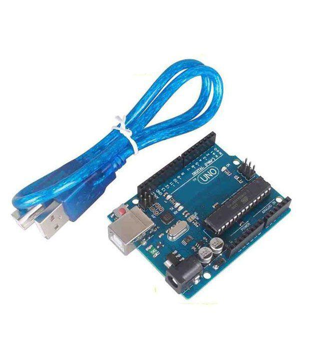 Robokart arduino uno r board with usb cable buy