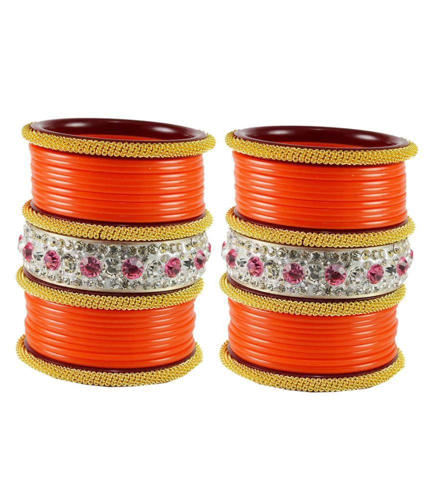 Vidhya Kangan Brass Bangle