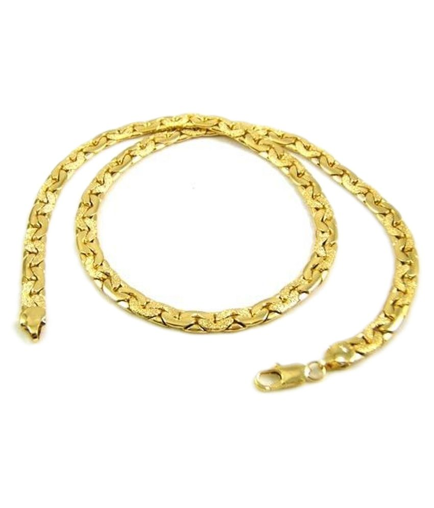 AVN Jewellers Gold Plated Daily Wear Chain
