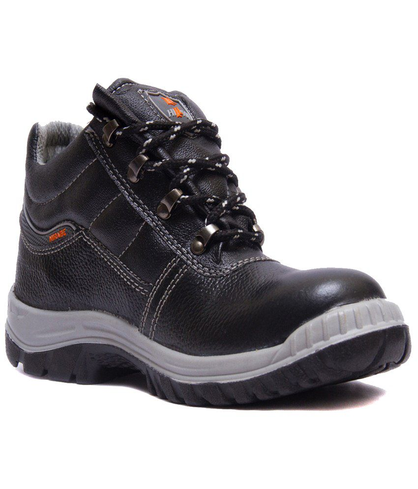 Buy Hillson MIrage Leather Safety Shoe Online At Low Price ...