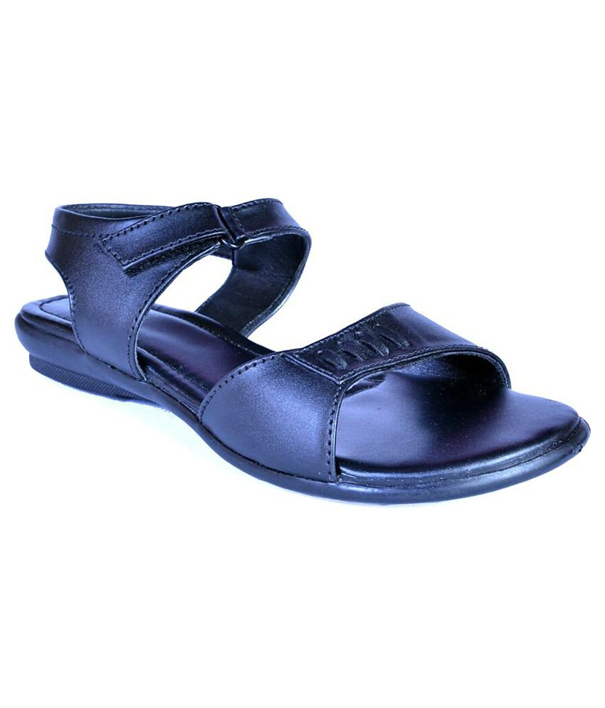 Kites Blue PVC Sandal