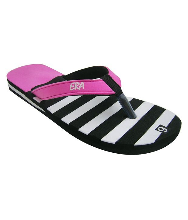 ERA Pink Slippers