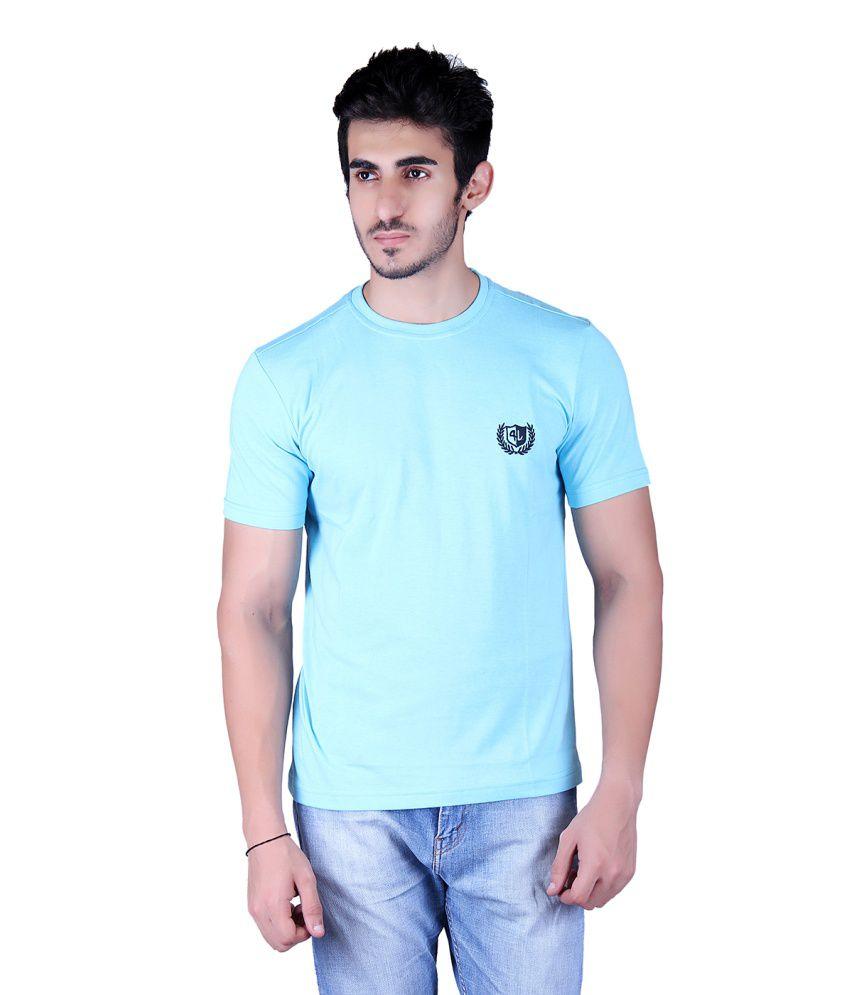 Runn93 Cotton T-Shirt Pack Of 2