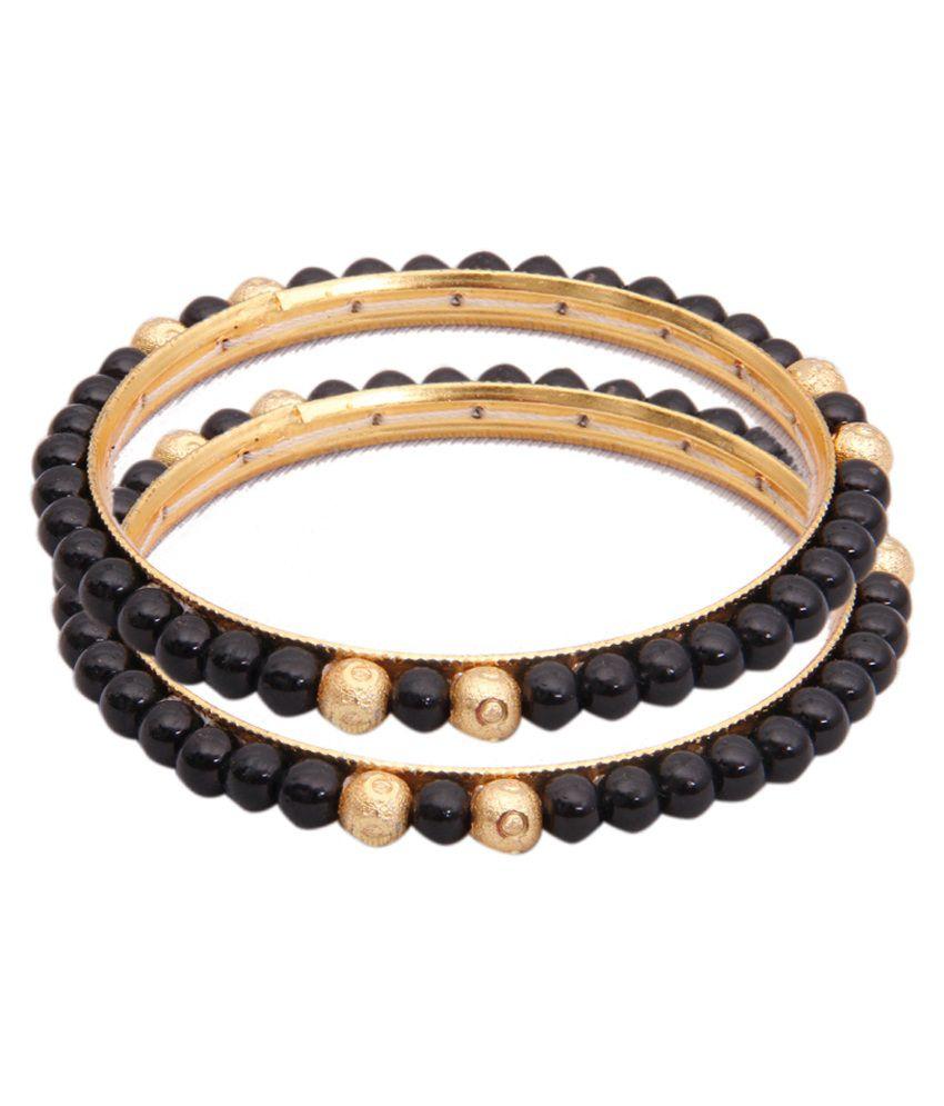 Classique Designer Jewellery Casual Hit Pearls Bangles