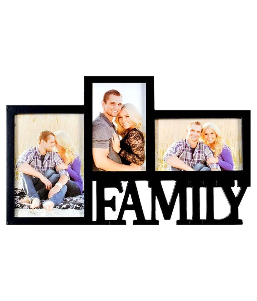 Deep Family Collage 3 In One Photo Frame: Buy Deep Family Collage 3 ...