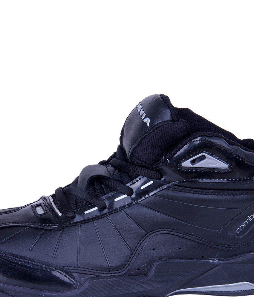 720b52a6fa7 Nivia Black Combat I Basketball Shoes For Men-17109  Buy Online at ...