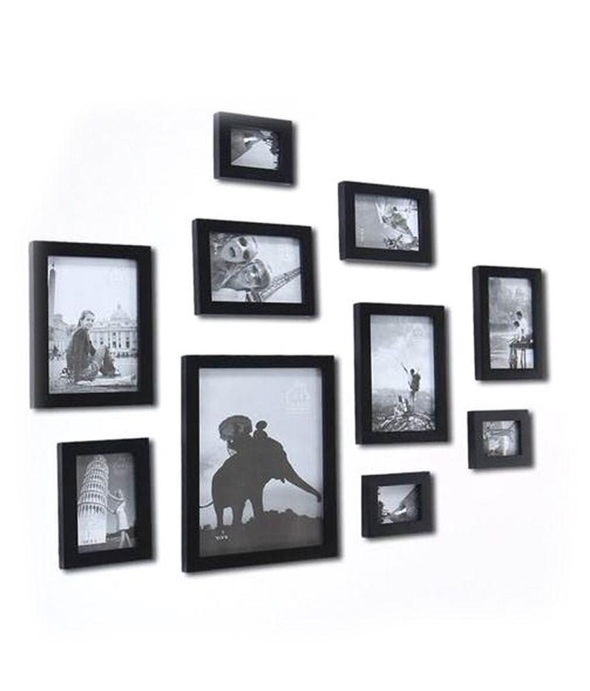Adorable Photo Frames Photo Frame Collage For Home Decor(10 Photo ...