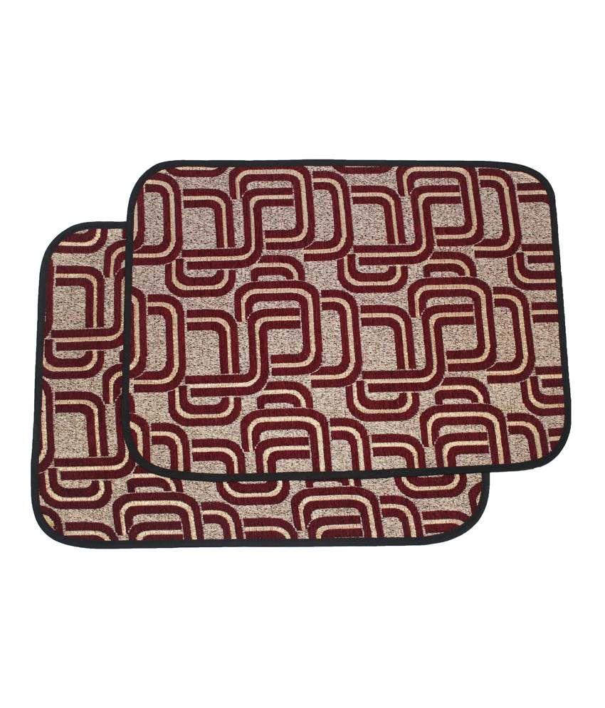 Home Gallery Geometrical Floormat (Buy One Get One)