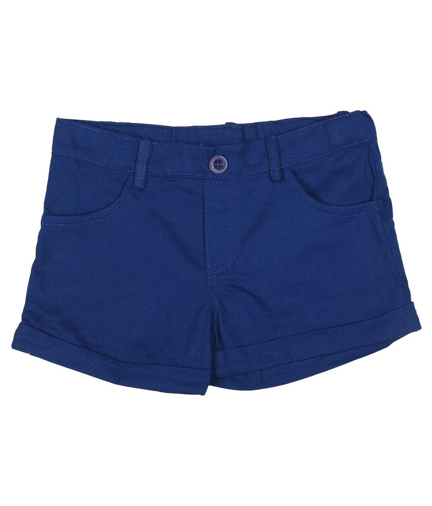 Addyvero Blue Denim Shorts