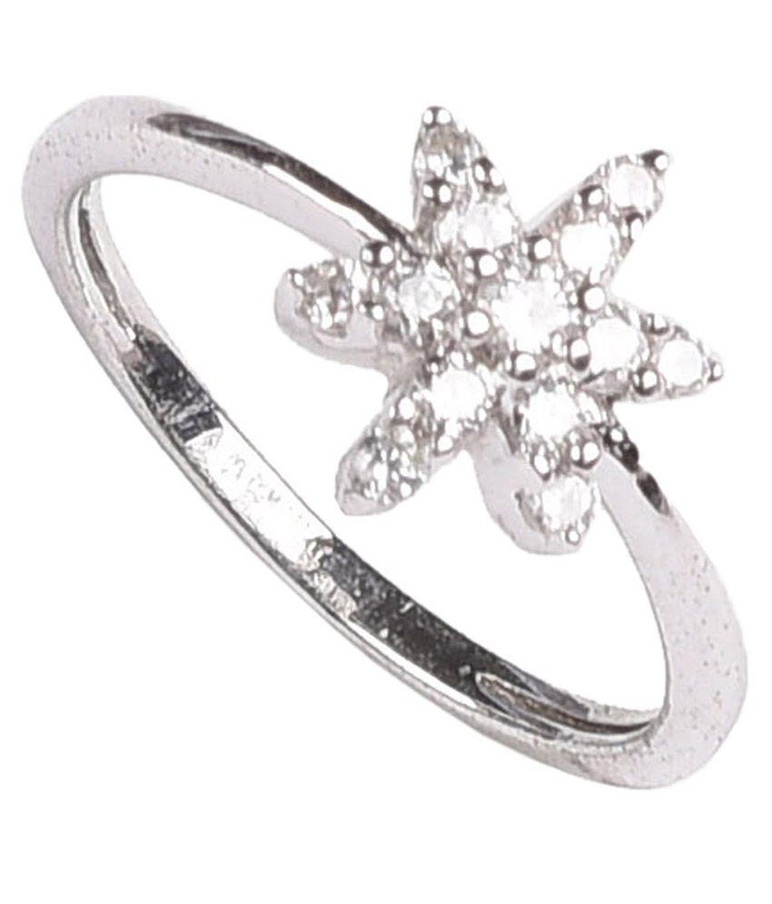 Cjsilver 92.5 Sterling Silver Ring