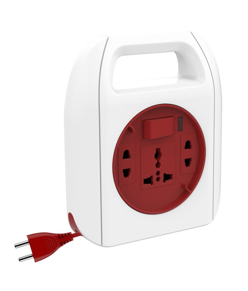 Buy Goldmedal Sliq 2 Pin Extension Cord Online At Low