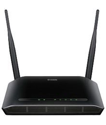 D-Link DIR-615 300Mbps Wireless Routers Without Modem