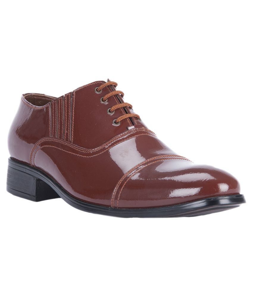 1229fd686c Alden Brown Formal Shoes Price in India- Buy Alden Brown Formal Shoes  Online at Snapdeal