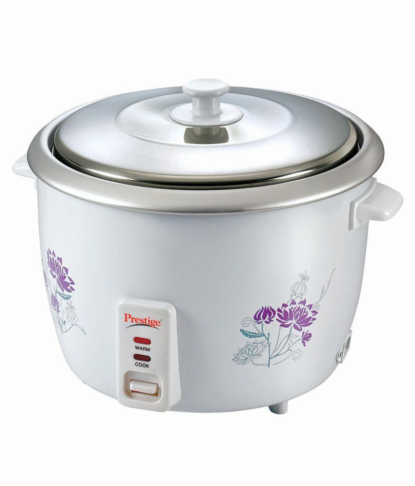 Prestige PRAO 2.8-2 Electric Rice Cooker Price in India - Buy ...