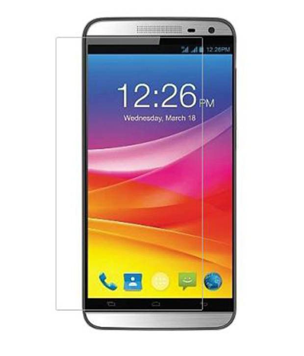 Scratchgard HD Ultra Clear Screen Protector For Micromax Canvas Juice2 AQ5001