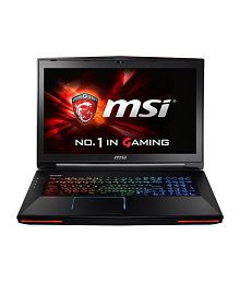 MSI GT72 2QE Dominator Pro G (Dragon edition) (GTX 980M 8GB GDDR5) Laptop with Multi color Backlight