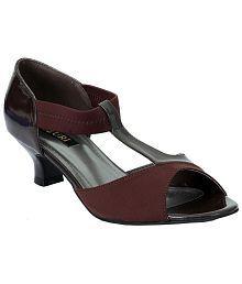 Ozuri Brown Formal Shoes