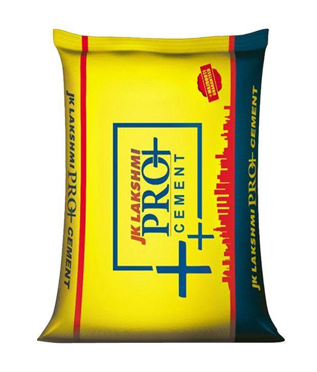 JK Lakshmi PRO+ Cement - PPC