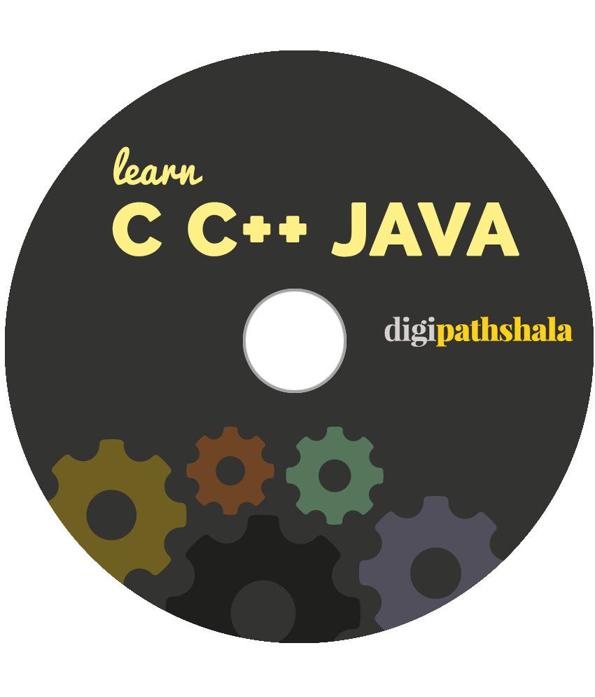 Learn C, C++ and Core Java Programming DVD Video Lectures (10 Hours of  content and 140+ videos) by Digipathshala