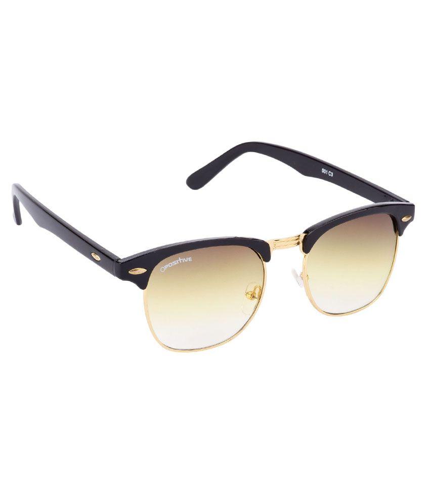 6353949dd5 ... O Positive black brown casual club master sunglass for men   women ...